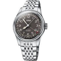 Oris Big Crown Pointer Date Acero Negro España, Madrid