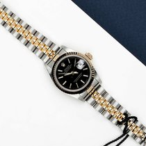 Rolex 69173 Gold/Steel 1989 Lady-Datejust 26mm pre-owned