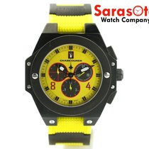 Chase-Durer pre-owned Quartz 47mm Yellow 10 ATM