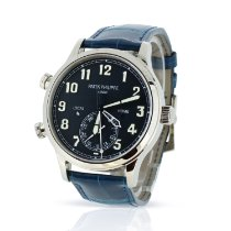 Patek Philippe Travel Time 5524G-001 2018 pre-owned