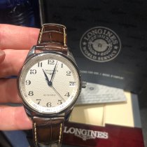 Longines Steel 42mm Automatic L2.665.4.78.3 pre-owned