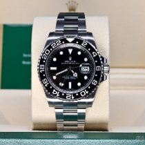 Rolex GMT-Master II 116710LN 2016 pre-owned