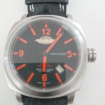 Poljot Steel 45mm Automatic 0055/1000 new