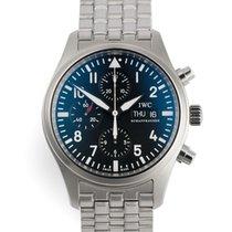 IWC Pilot Chronograph Сталь 42mm
