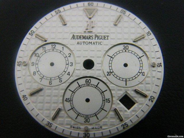 Audemars Piguet Royal Oak Chronograph 25860st usato