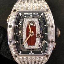 Richard Mille RM 037 Белое золото