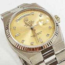 Rolex Day-Date Oysterquartz 19019 1980 rabljen