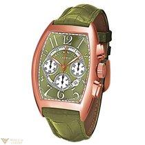Franck Muller Cintree Curvex Chronograph Arije Limited Edition...