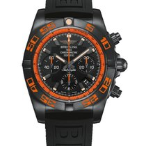 Breitling Chronomat 44 Raven Steel 44mm Black No numerals United States of America, New York, Greenvale
