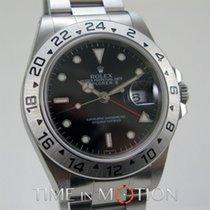 Rolex Explorer II  16570 SWISS DIAL CERTIF ROLEX + BOX