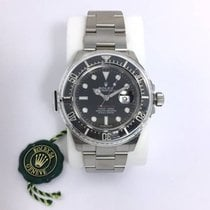 Rolex Sea-Dweller 126600 Red 43mm Divers Watch Red