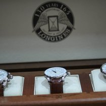 Longines set 3 whatches 130 years  165 anniversary 1000