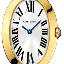 Cartier W8000008 Baignoire - Small Size - Yellow Gold on...