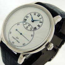 Jaquet-Droz Grande Seconde White gold 43mm White Roman numerals United States of America, California, Los Angeles
