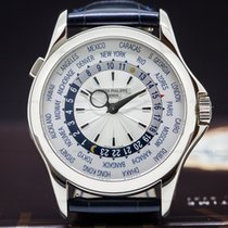 Patek Philippe 5130G-001 World Time 18K White Gold (27255)
