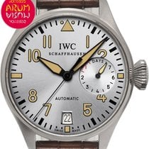 IWC Big Pilot Platino 46mm Gris España, Madrid