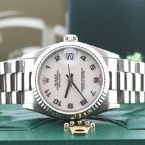 Rolex President Midsize Original Jubilee Dial 18K White Gold...