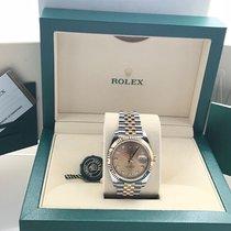 Rolex Datejust II new 2019 Automatic Watch only Rolex 126333  Datejust II  Champ Diamond   Dial