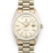 Rolex White Gold Day-Date Watch Ref. 1803