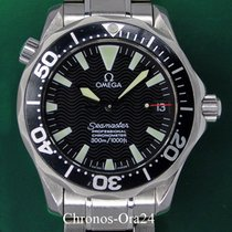 Omega Seamaster Diver 300 M Acero 36.5mm Negro
