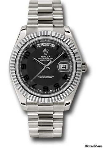 Rolex Day-Date II 218239 2012 usados