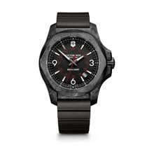 Victorinox Swiss Army Carbon 43mm Quartz 241777 new