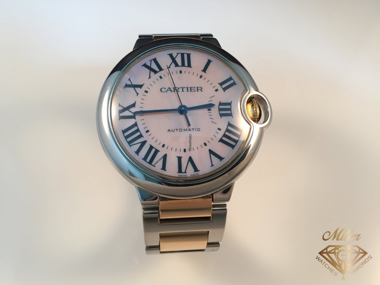 c4e01c4cab61 Cartier Ballon Bleu 36mm