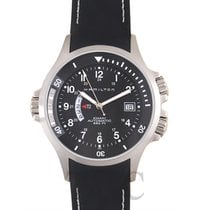 Hamilton Khaki Navy H77615333 new