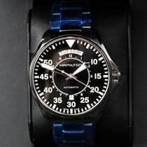 Hamilton Khaki Pilot Day Date H64615135 2020 nouveau