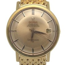 Omega Constellation Yellow gold United States of America, California, Beverly Hills