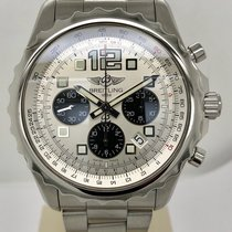 Breitling Chronospace Automatic Steel 46mm Silver United States of America, Texas, Houston