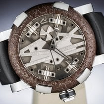 Romain Jerome Stål 50mm Automatisk RJTAUSP001 begagnad