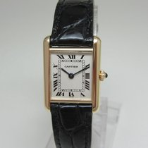 Cartier Tank 750 Gold Damen