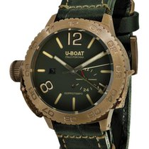 U-Boat Classico Bronze 46mm Green