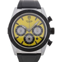 Tudor Fastrider Chrono Steel 42mm Yellow