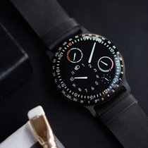 Ressence Type 3BB black titanium oil-filled dial