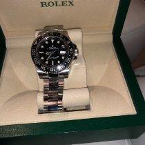 Rolex GMT-Master II nouveau Acier