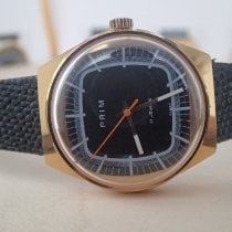 Prim Gold/Steel 34mm Manual winding new