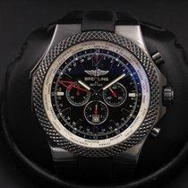 Breitling Bentley GMT pre-owned 49mm Steel