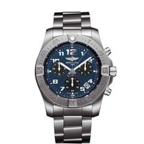 Breitling Chronospace Titanium 43mm United States of America, New Jersey, Edgewater