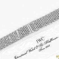 IWC Dodatki B 01 nowość Stal Stalowy