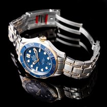 Omega Seamaster Diver 300 M 42mm Blue United States of America, California, San Mateo