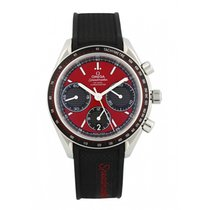 Omega Speedmaster Racing Steel 40mm Red United States of America, New York, New York