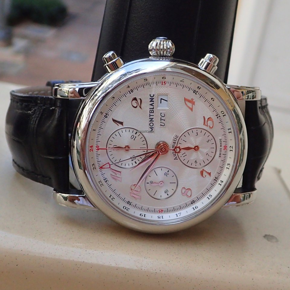 53a0569bb Montblanc watches - all prices for Montblanc watches on Chrono24