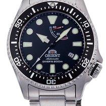 Orient Steel 43.4mm RA-EL0001B00A new