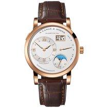 A. Lange & Söhne Rose gold 38.5mm Manual winding 192.032 new