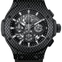 Hublot Big Bang Aero Bang Carbon 44mm Black No numerals United States of America, New York, New York