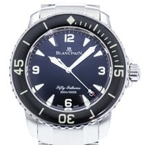 Blancpain Fifty Fathoms 5015-1130-71 2010 pre-owned
