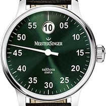 Meistersinger Steel 43mm Automatic SAM909 new