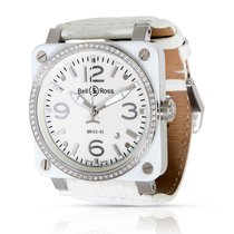 Bell & Ross BR 03-92 Ceramic Steel 42mm White Arabic numerals United States of America, New York, New York